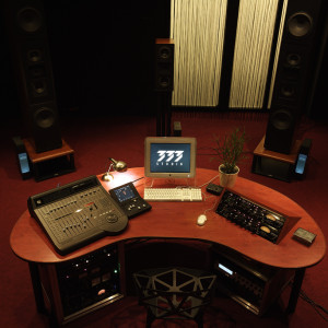 Studio 333 - control room - Warsaw 2006